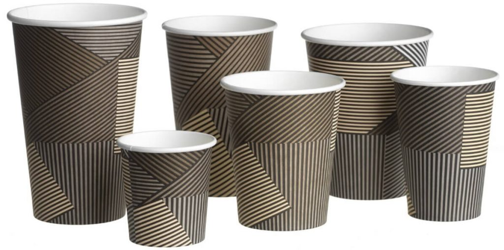 Koffiebekers To Go Lines - KoffiebekerDirect